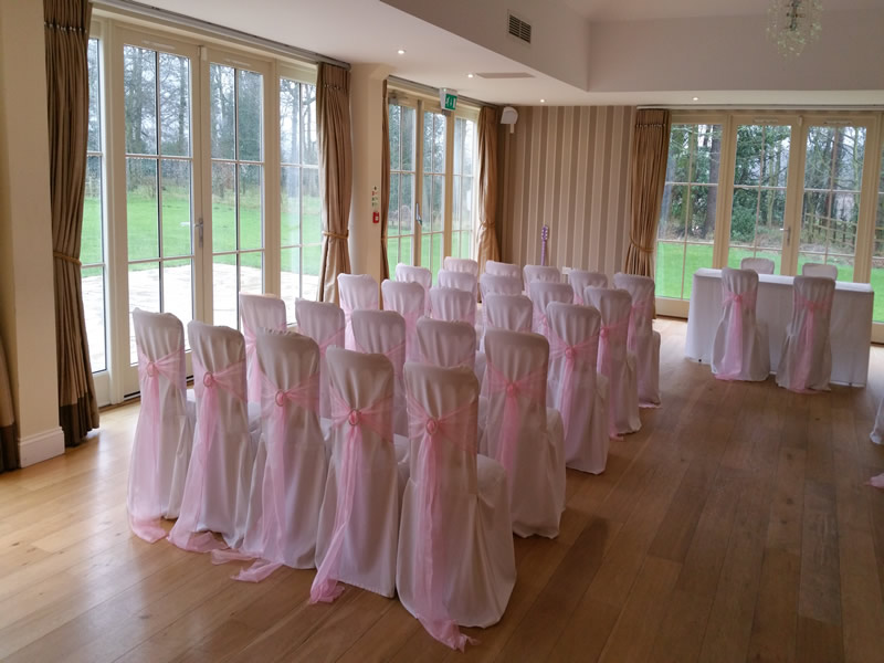 wedding chair covers lincoln